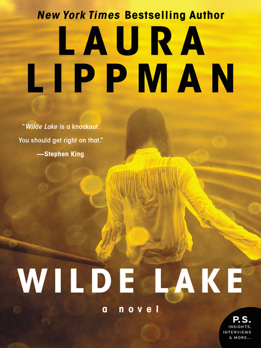 Cover of Wilde Lake