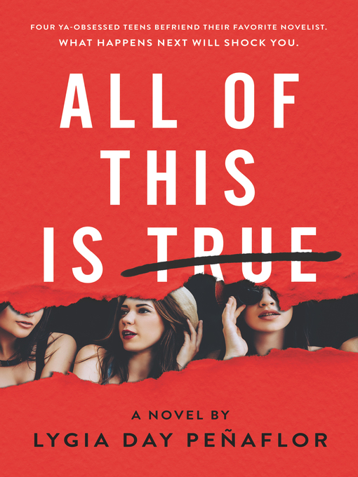 Cover image for book: All of This Is True