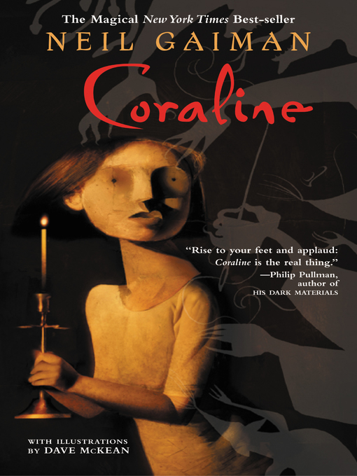 Title details for Coraline by Neil Gaiman - Wait list