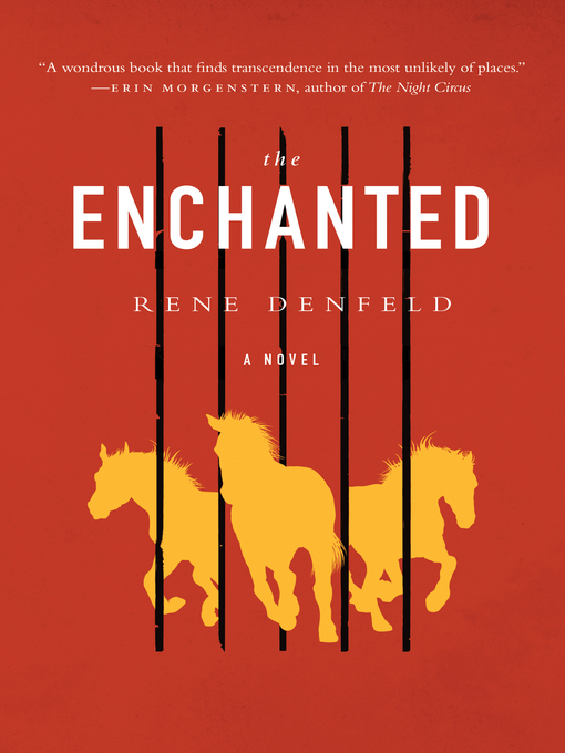Cover of The Enchanted