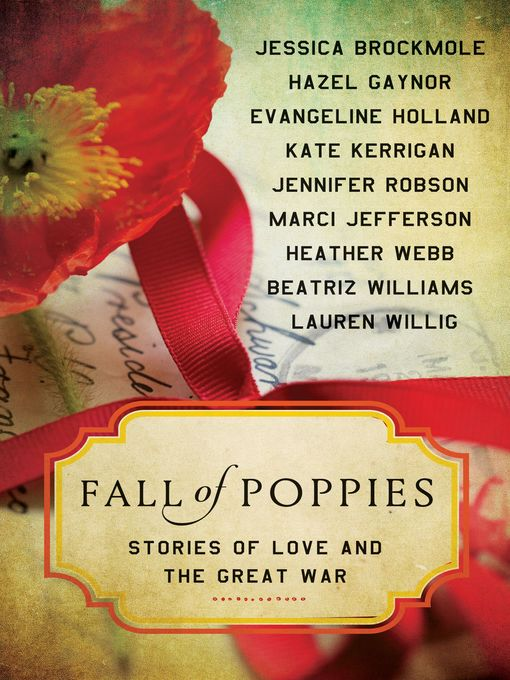 Title details for Fall of Poppies by Heather Webb - Wait list