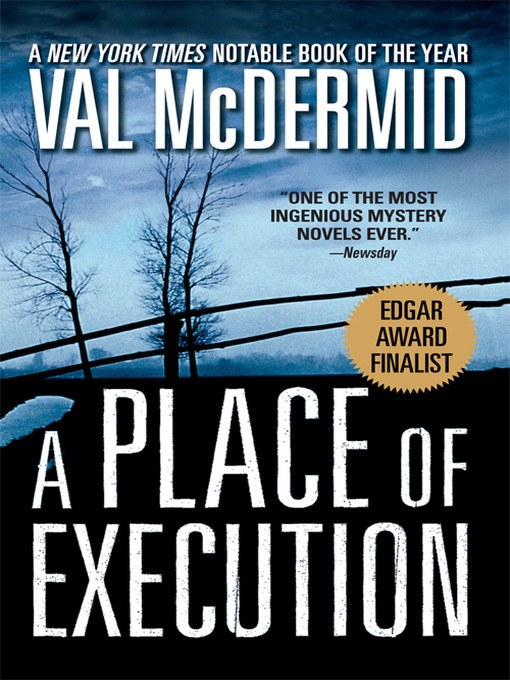 Title details for Place of Execution by Val McDermid - Wait list