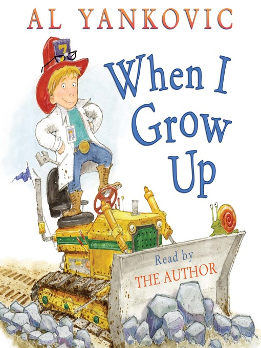 Title details for When I Grow Up by Al Yankovic - Available