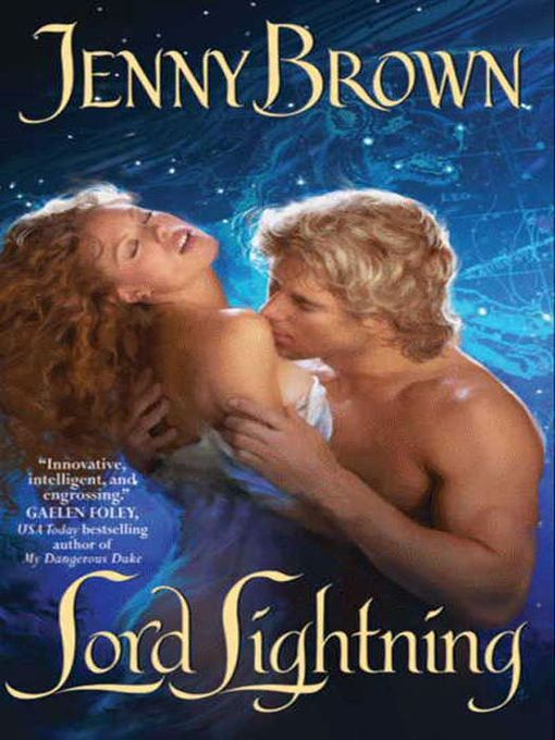 Title details for Lord Lightning by Jenny Brown - Available