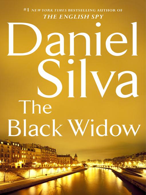 Title details for The Black Widow by Daniel Silva - Wait list