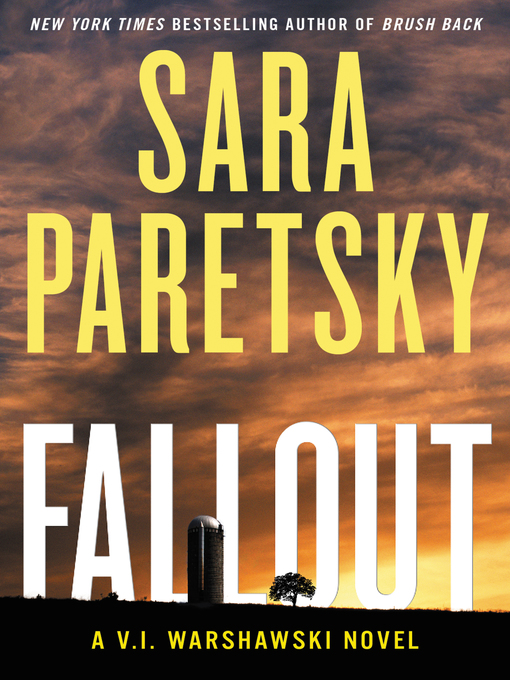 Title details for Fallout by Sara Paretsky - Wait list