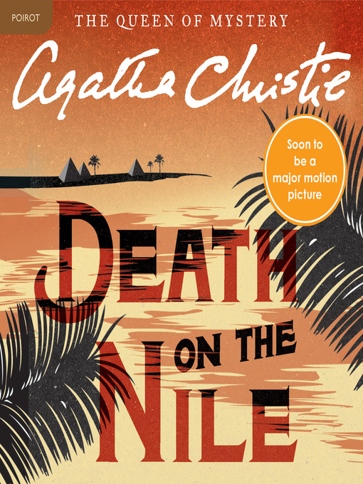 Title details for Death on the Nile by Agatha Christie - Wait list