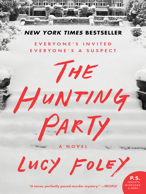 Title details for The Hunting Party by Lucy Foley - Wait list
