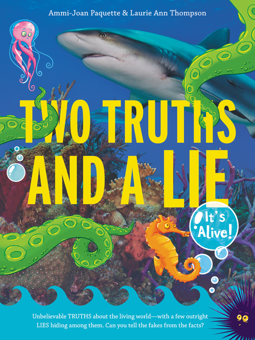 Title details for Two Truths and a Lie by Ammi-Joan Paquette - Available