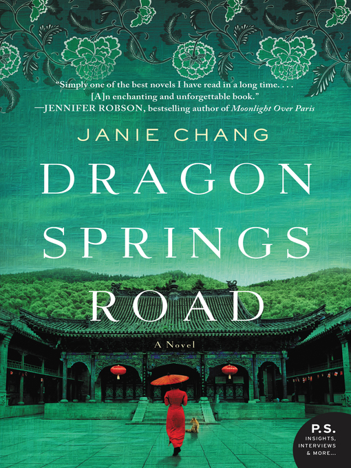 Title details for Dragon Springs Road by Janie Chang - Available