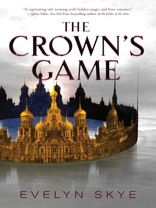 Cover of The Crown's Game