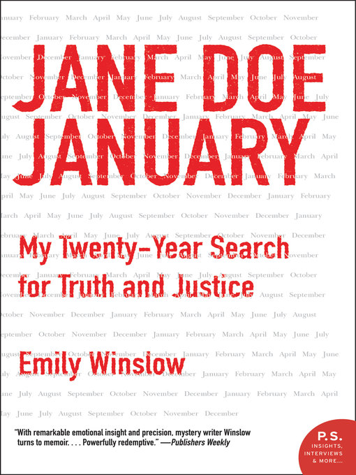Title details for Jane Doe January by Emily Winslow - Wait list