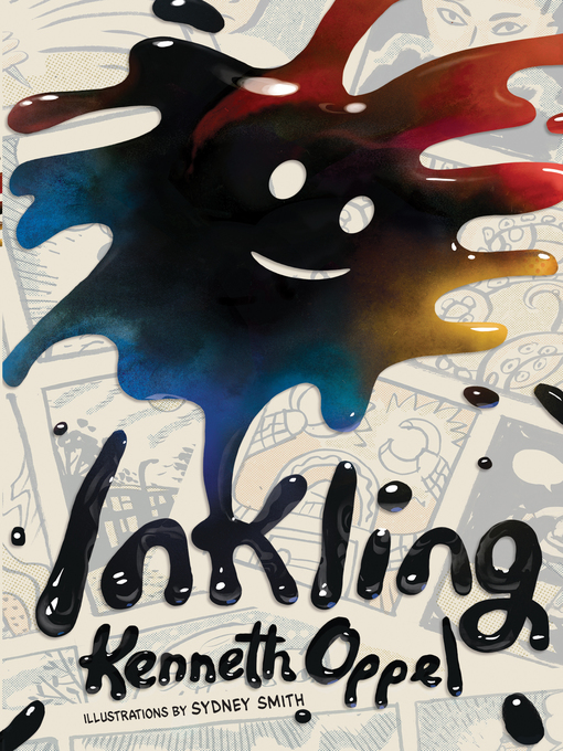 Title details for Inkling by Kenneth Oppel - Wait list