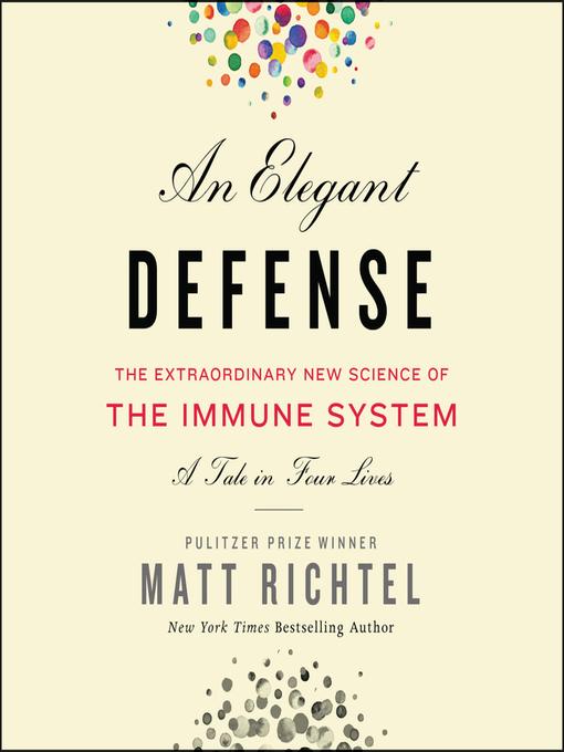 Title details for An Elegant Defense by Matt Richtel - Wait list