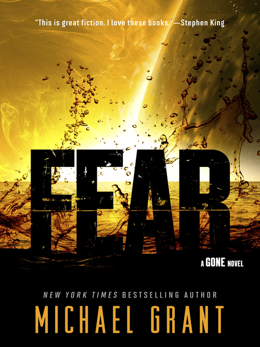 Fear Gone Series, Book 5