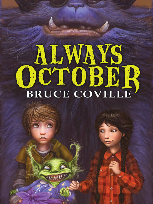 Title details for Always October by Bruce Coville - Available