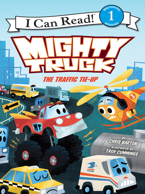 Title details for Mighty Truck by Chris Barton - Available