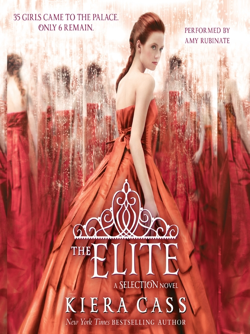 Title details for The Elite by Kiera Cass - Wait list
