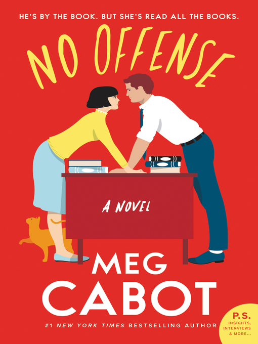 Title details for No Offense by Meg Cabot - Wait list