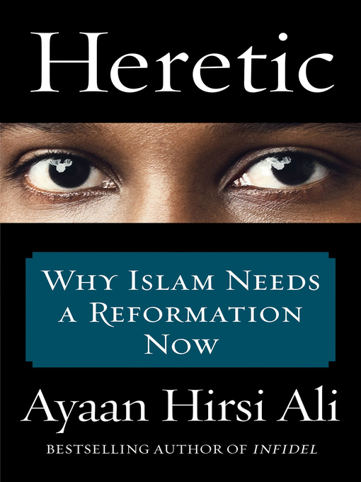 Title details for Heretic by Ayaan Hirsi Ali - Wait list