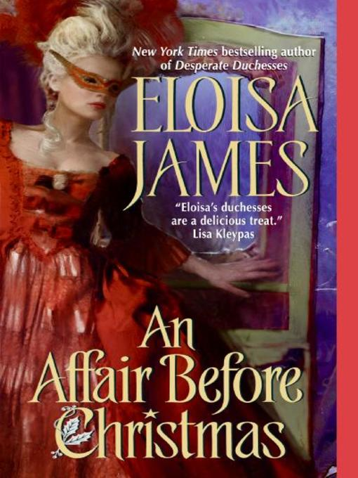 Title details for An Affair Before Christmas by Eloisa James - Available