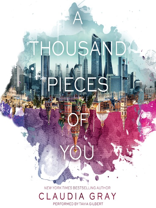 Title details for A Thousand Pieces of You by Claudia Gray - Wait list
