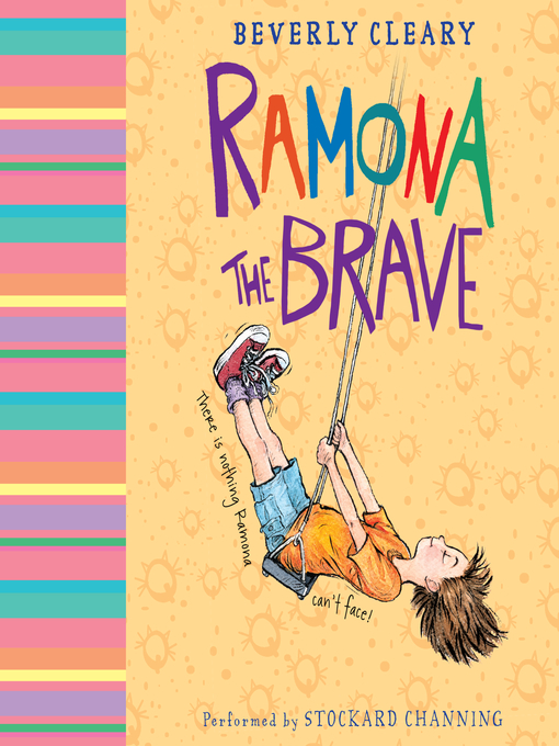 Title details for Ramona the Brave by Beverly Cleary - Wait list