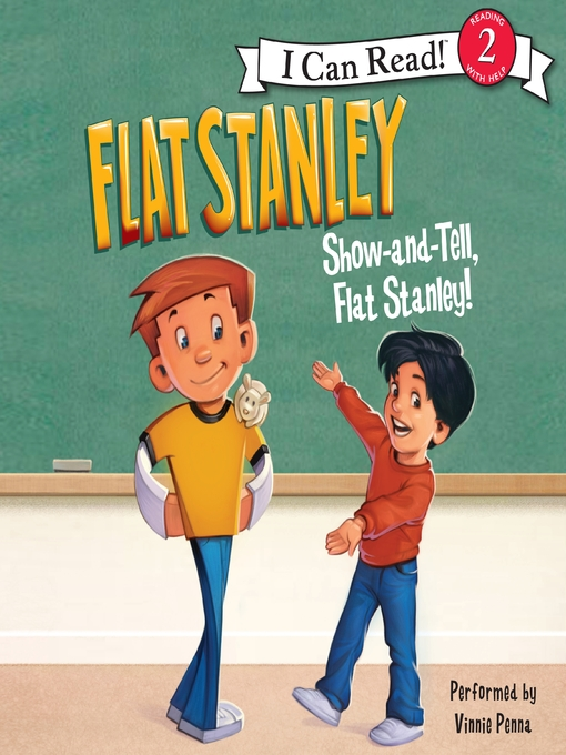 Title details for Show-and-Tell, Flat Stanley! by Jeff Brown - Available