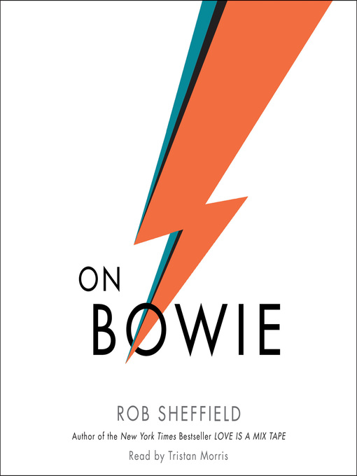 Title details for On Bowie by Rob Sheffield - Available