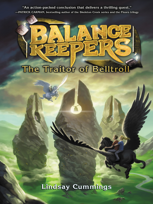 Cover of The Traitor of Belltroll