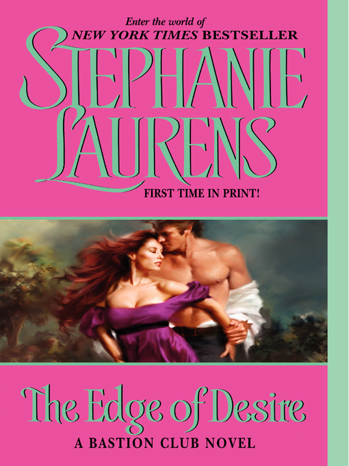 Title details for The Edge of Desire by STEPHANIE LAURENS - Wait list
