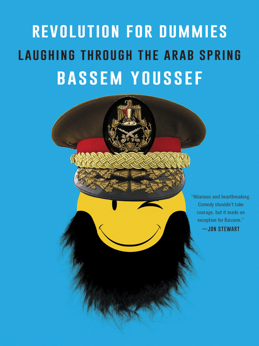 Title details for Revolution for Dummies by Bassem Youssef - Wait list