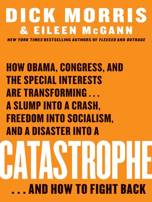 Title details for Catastrophe by Dick Morris - Available