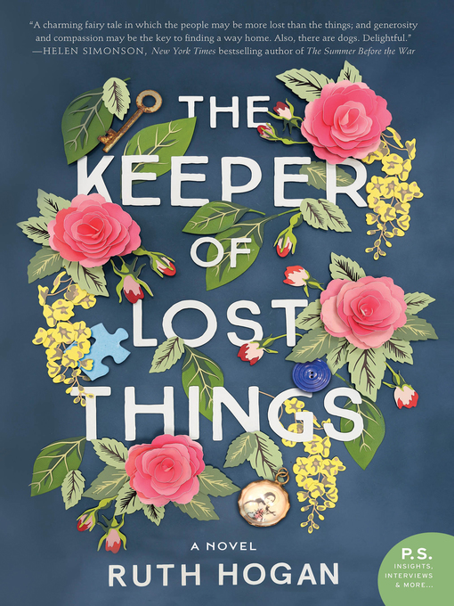 Title details for The Keeper of Lost Things by Ruth Hogan - Wait list