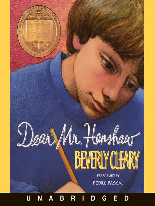 Title details for Dear Mr. Henshaw by Beverly Cleary - Available