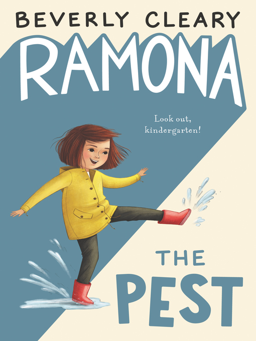 Title details for Ramona the Pest by Beverly Cleary - Available