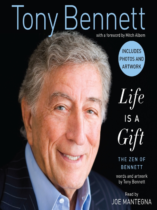 Title details for Life is a Gift by Tony Bennett - Available