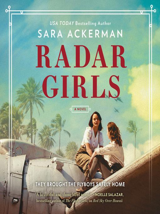 Title details for Radar Girls by Sara Ackerman - Wait list