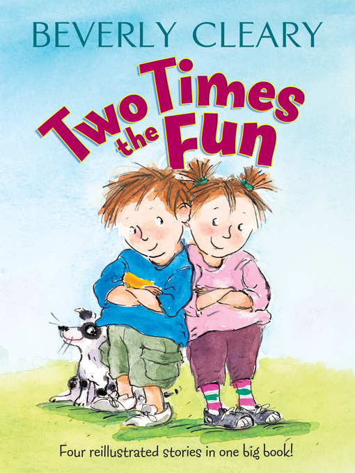 Title details for Two Times the Fun by Beverly Cleary - Available