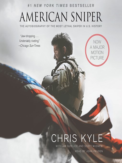 Title details for American Sniper by Chris Kyle - Wait list