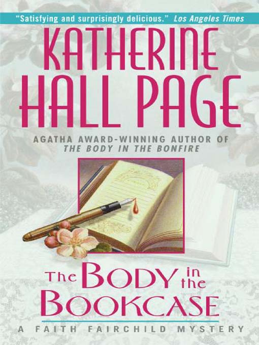 Title details for The Body in the Bookcase by Katherine Hall Page - Wait list