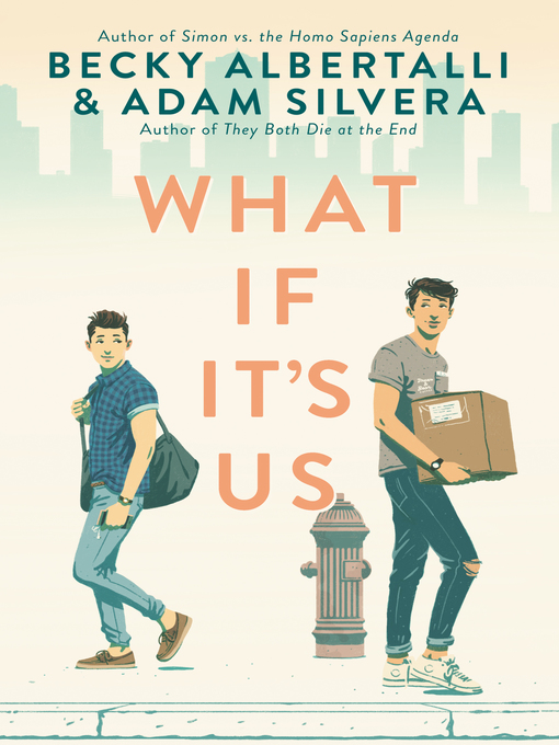 Cover image for book: What If It's Us