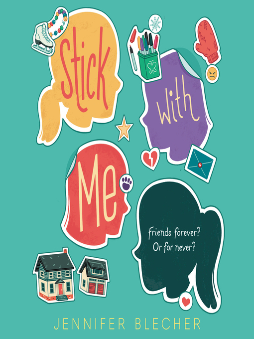 Title details for Stick With Me by Jennifer Blecher - Available