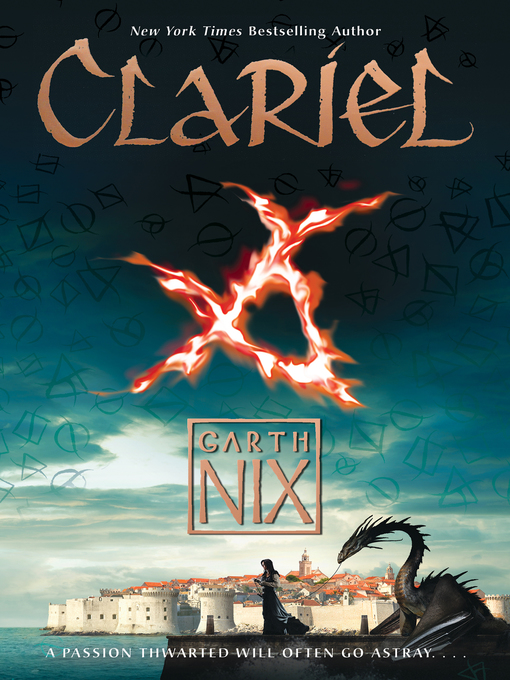 Title details for Clariel by Garth Nix - Wait list