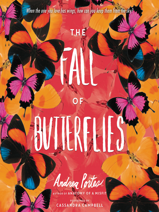 Cover of The Fall of Butterflies