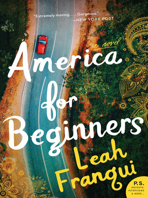 Title details for America for Beginners by Leah Franqui - Available