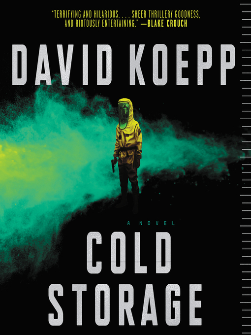 Title details for Cold Storage by David Koepp - Available