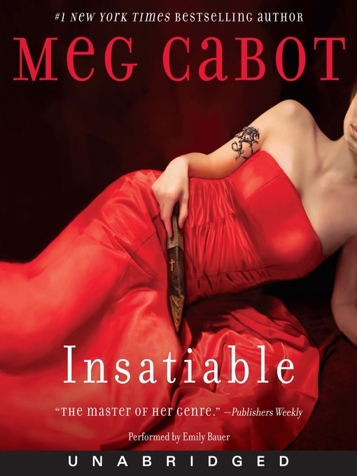 Title details for Insatiable by Meg Cabot - Available