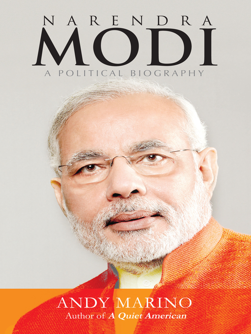 Title details for Narendra Modi by Andy Marino - Available