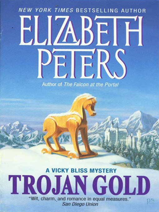Title details for Trojan Gold by Elizabeth Peters - Available